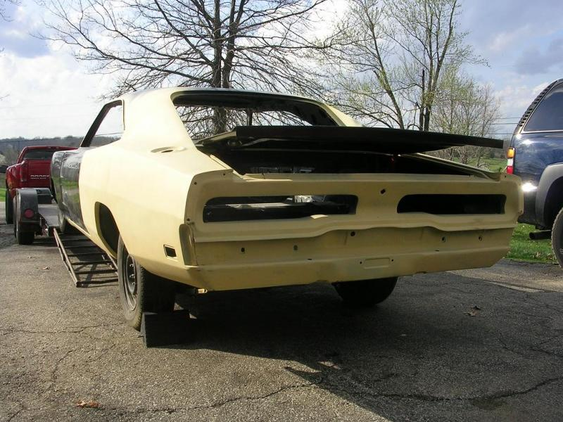Cars For Sale Louisville Ky >> 1969 Dodge Charger Project Shell! | For B Bodies Only Classic Mopar Forum