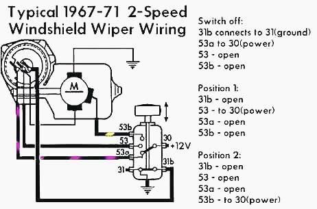 67 Gtx Wiper Motor Wiring Issue For B Bodies Only Classic Mopar Forum