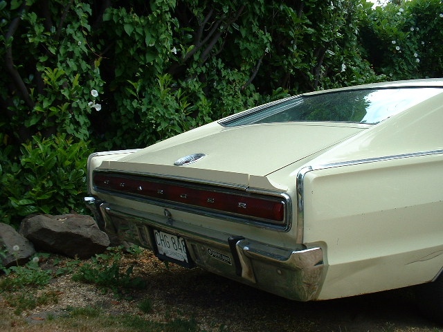 1966 1967 Charger Reproduction Spoilers, Round #2 | For B ...