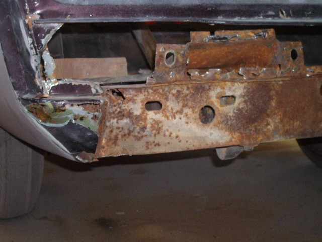 1968 Dodge Charger Valance Panel Rear