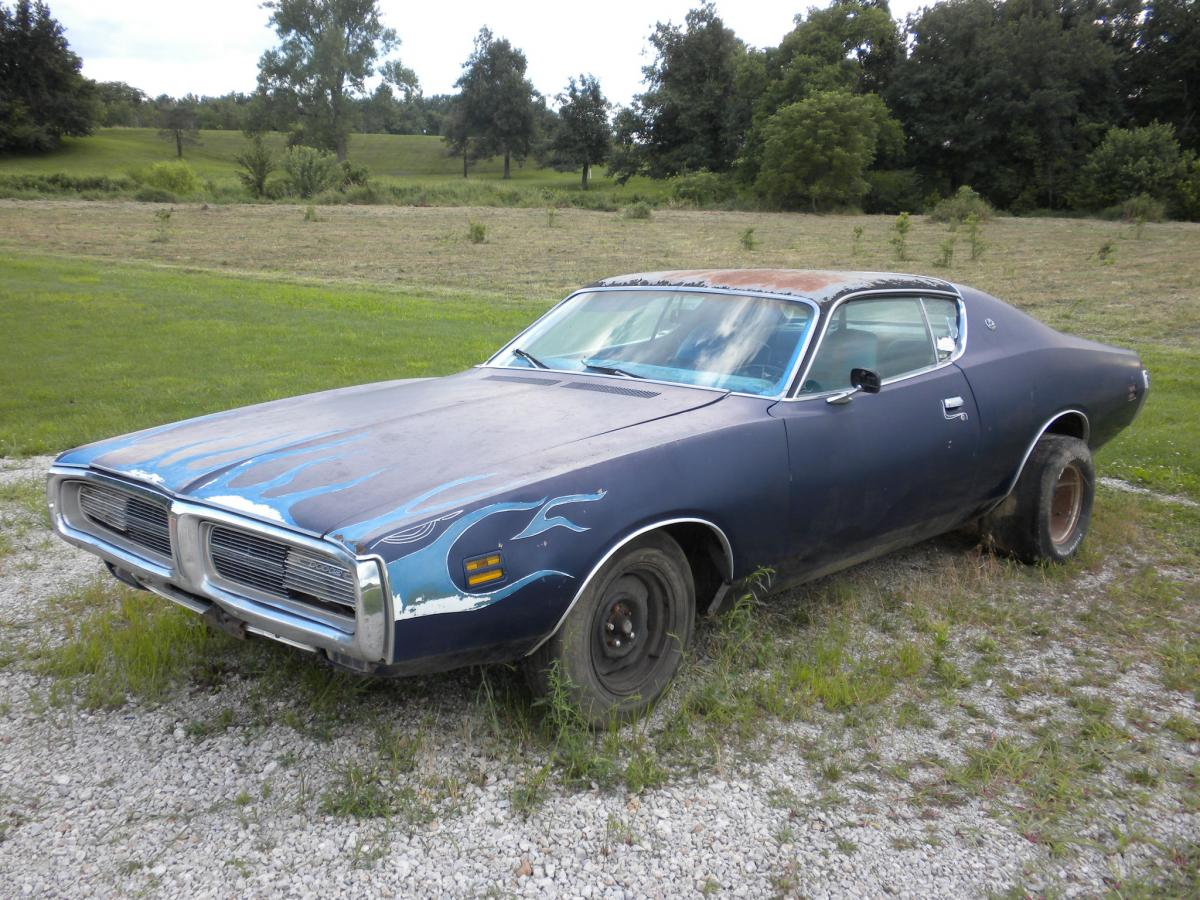 1971 Dodge Charger S/E - B Body Mopars For Sale