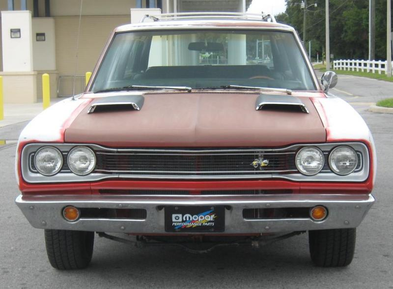 For Sale 1969 Dodge Coronet 440 Station Wagon For B