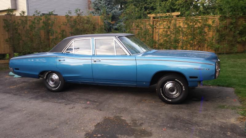 FOR SALE - 1970 Dodge Coronet 4 door sedan | For B Bodies ...