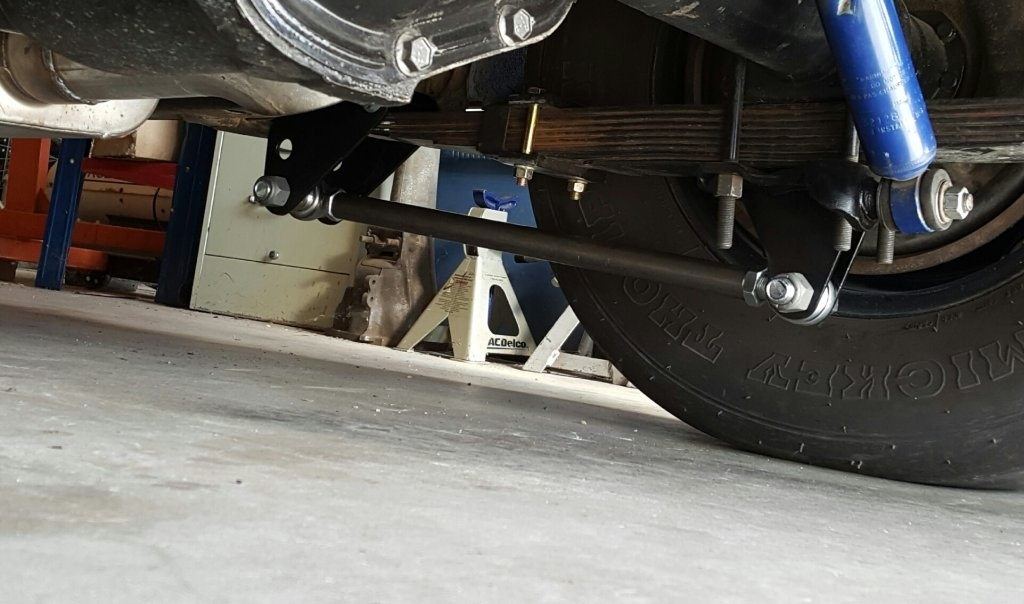 Installed Cal-Trac style bars   | For B Bodies Only Classic