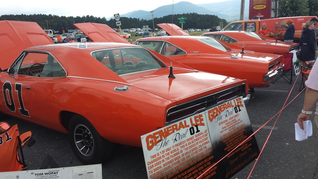 Cooter S Last Stand That S A Lot Of General Lee S