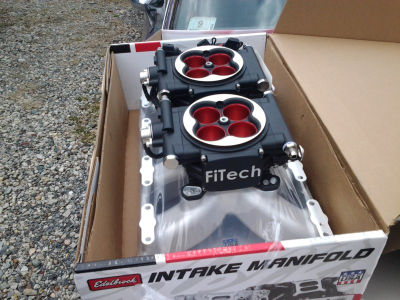 FiTech Go EFI 8 - 1200 HP, #30012 on Charger project | Page 3 | For