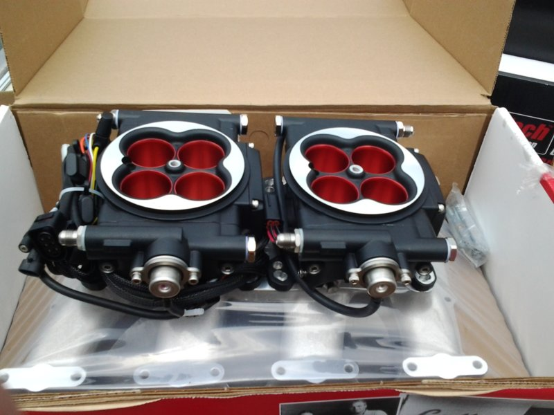 FiTech Go EFI 8 - 1200 HP, #30012 on Charger project   Page