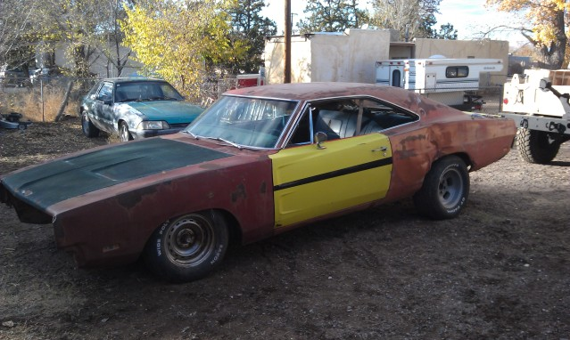 sold 1969 dodge charger project or parts car for b bodies only classic mopar forum. Black Bedroom Furniture Sets. Home Design Ideas