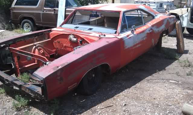 1970 Dodge Charger project | For B Bodies Only Classic ...