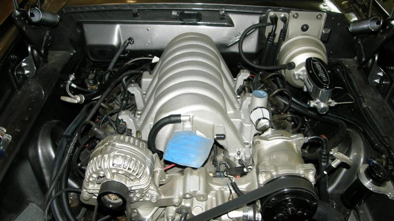 6 1 hemi intake manifold 85 mm ported tb spacers for b. Black Bedroom Furniture Sets. Home Design Ideas