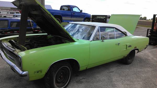 For Sale 1970 Gtx On Milwaukee Craigslist Not Mine For B Bodies Only Classic Mopar Forum