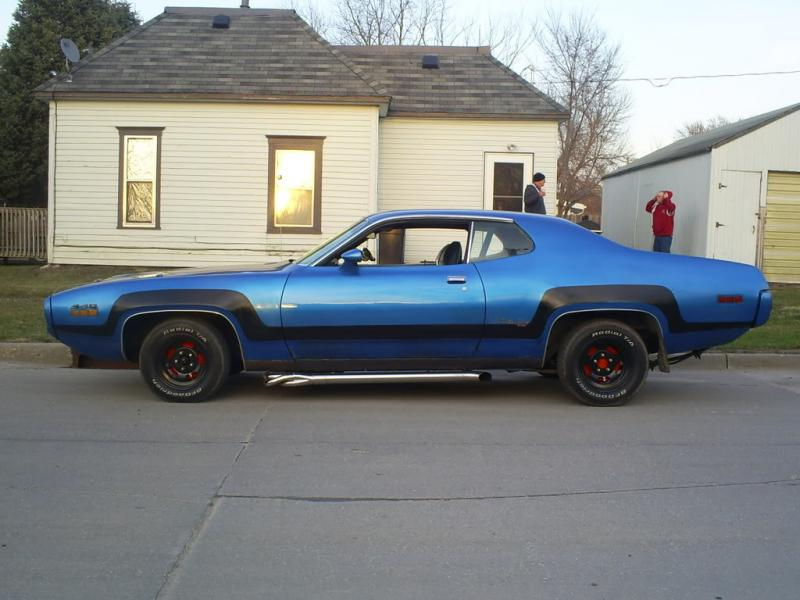 Later B Bodies With Side Exhaust For B Bodies Only Classic Mopar