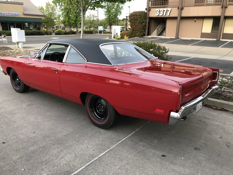 SOLD - 1969 Plymouth Roadrunner A12 Clone $31K | For B