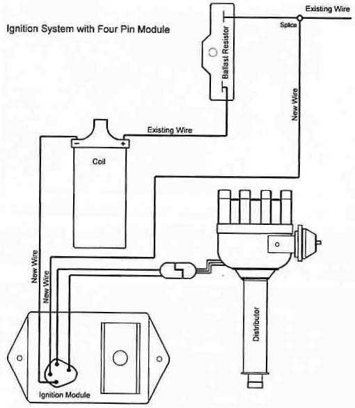 New Dizzy Wiring Question For B Bodies Only Classic Mopar. Wiring. 318 Mopar Electronic Ignition Wiring Diagram At Scoala.co