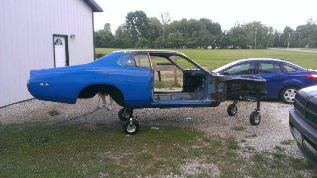 For Sale 1973 Dodge Charger Se Rust Free Shell And 1973