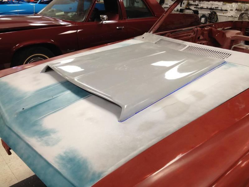 Hood Scoop Supports For B Bodies Only Classic Mopar Forum