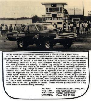 65 Coronet Advert. #3 Mr.Norms Grand Spaulding Dodge.jpg
