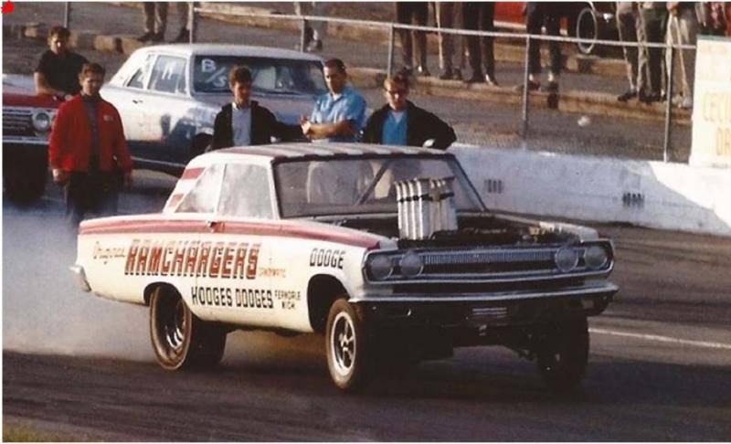 65 Coronet AWB AFX Dodge Ramchargers #6.jpg