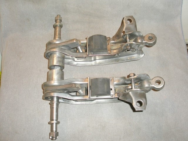 Sold Rebuilt Lower Control Arms With Sway Bar Mount