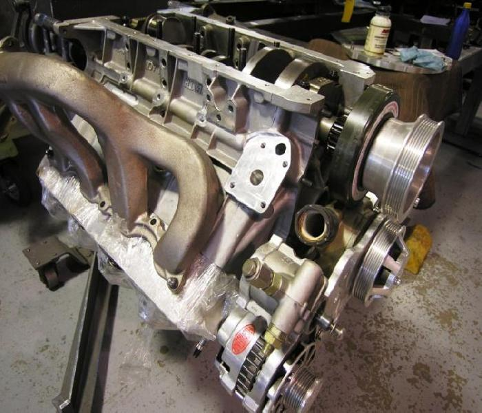 66 Belvedere Hemi Rad Rides By Troy Build #4 engine Hemi exhaust.jpg