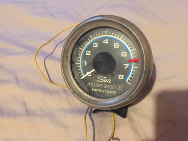 FOR SALE - Vintage sun tachometer | For B Bodies Only