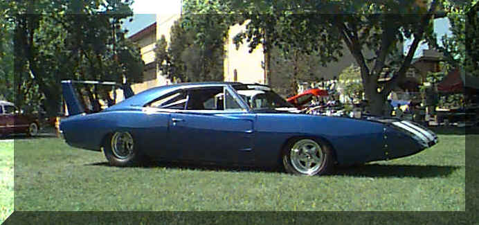 68 Charger Daytona Clone Ron Jenkins Magnum Force Racing side view.jpg