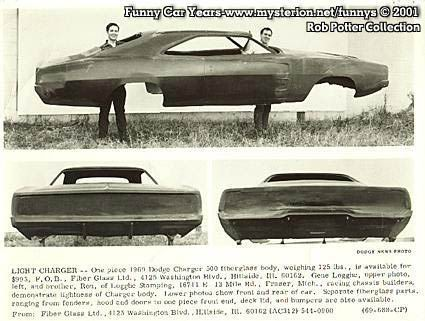 68 Charger lite-weight Charger body.jpg