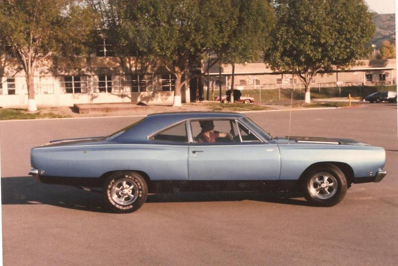 1968 plymouth road runner 383 4sp for b bodies only classic mopar