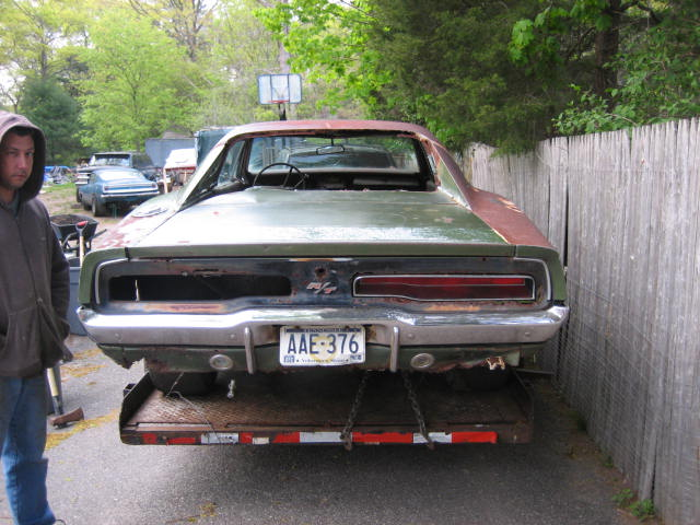 1969 Dodge Charger RT 440