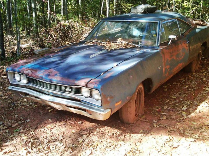 1969 Dodge Super Bee Project For B Bodies Only Classic