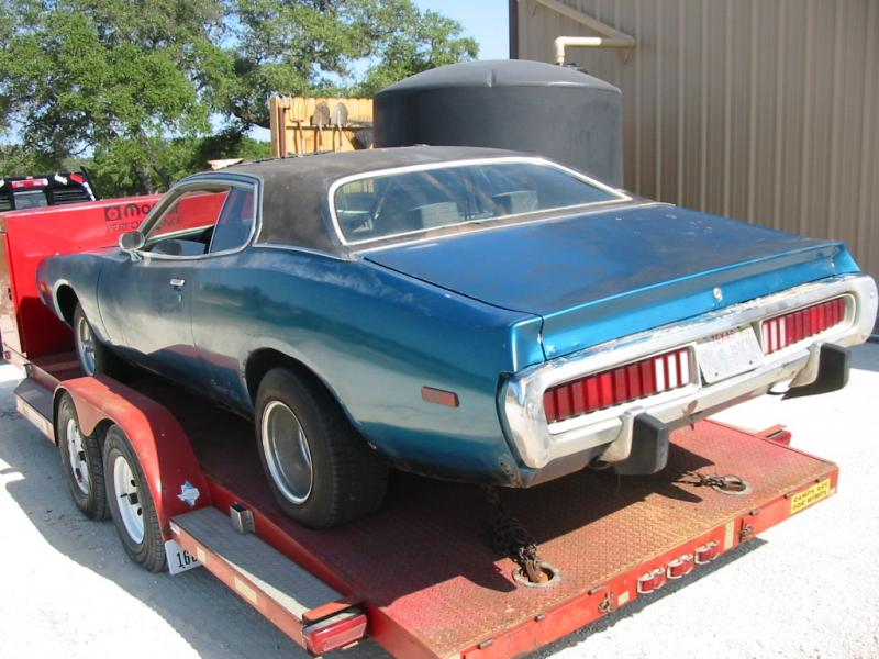 For Sale 1974 Factory Sun Roof M 52 Charger For B