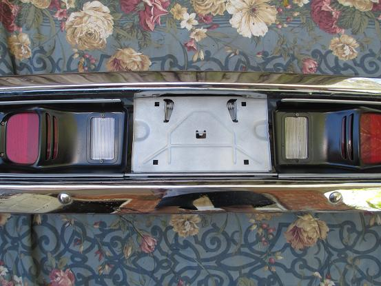 Sold 1971 Charger Rt Bumper And Tail Lights For B