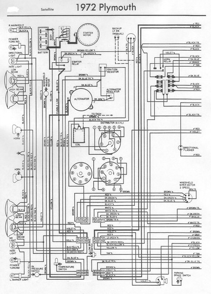 Charger Wiring Diagram In Addition 1972 Dodge Charger Wiring Diagram