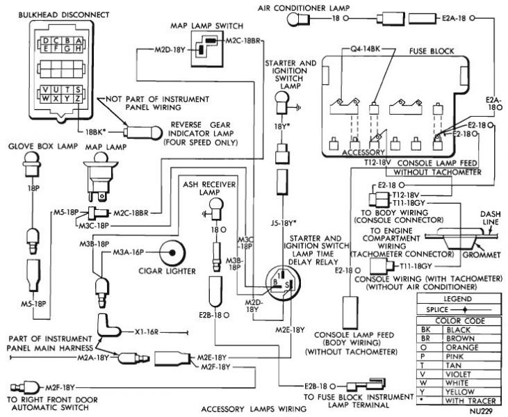 69 roadrunner wiring diagram dashboard light wiring diagram save  69 roadrunner wiring diagram dashboard light #4