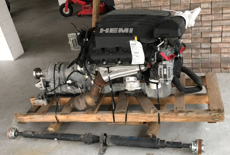 8 speed transmission with a 5 7 HEMI 2016 for 1970 B Body