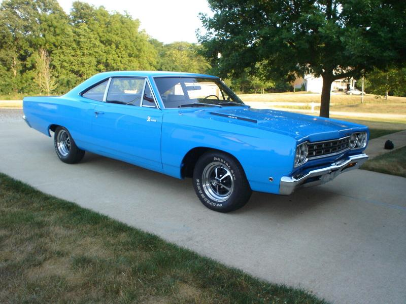 FOR TRADE - 1968 Road Runner paint code 999 383 with auto for sale ...