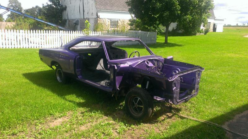 FOR SALE - 1970 Super Bee project for sale on ebay | For B