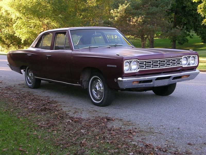 Cars For Sale In Louisville Ky >> SOLD - 1968 Plymouth Belvedere 4 Door! | For B Bodies Only Classic Mopar Forum