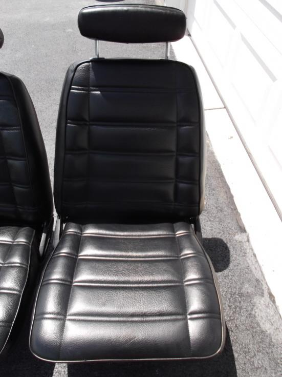 Sold For Sale 1969 Roadrunner Bucket Seats Black For B Bodies Only Classic Mopar Forum