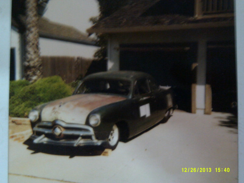 Budnicks 49 Ford Business Coupe Pro-Gas #2.JPG