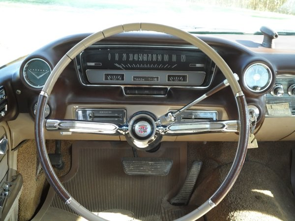 SOLD - 1960 Cadillac sedan deville | For B Bodies Only ...
