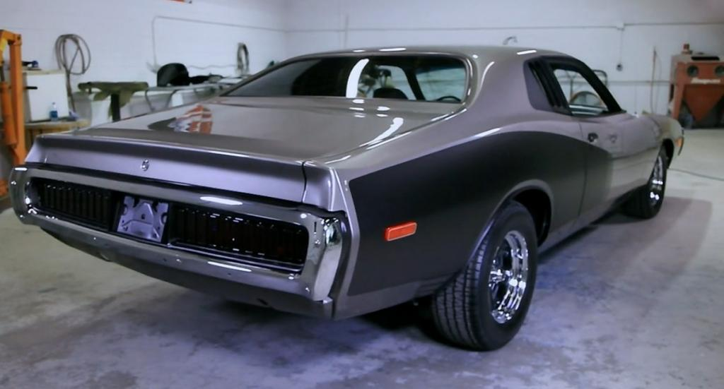 Counting Cars Episode With 73 Charger For B Bodies Only Classic Mopar Forum