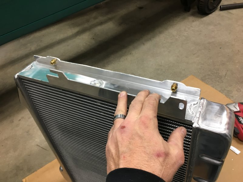 Speedcooling ECP radiator | Page 2 | For B Bodies Only Classic Mopar