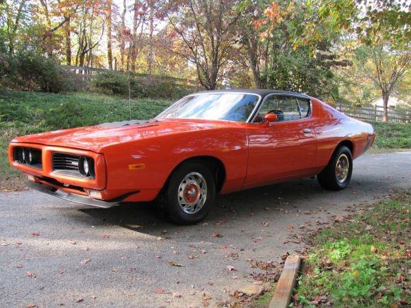 For Sale 1972 Dodge Charger Se With Super Bee Parts