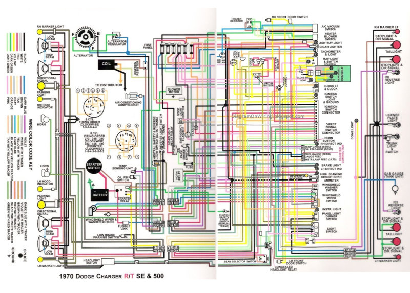 Aftermarket Wiring Harness To Original Ignition Switch For B Rhforbbodiesonly: 1970 Dodge Wiring Diagram At Gmaili.net