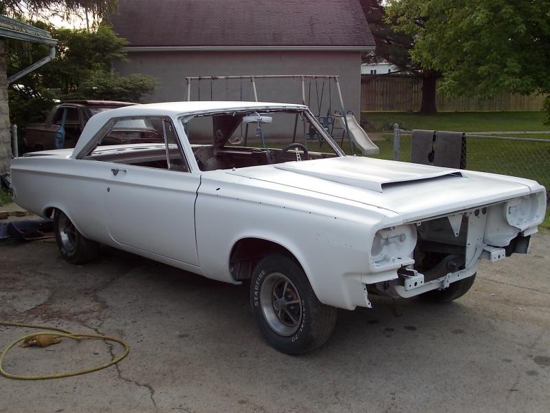 for sale 1965 dodge coronet 500 parts car or drag car for b bodies only classic. Black Bedroom Furniture Sets. Home Design Ideas