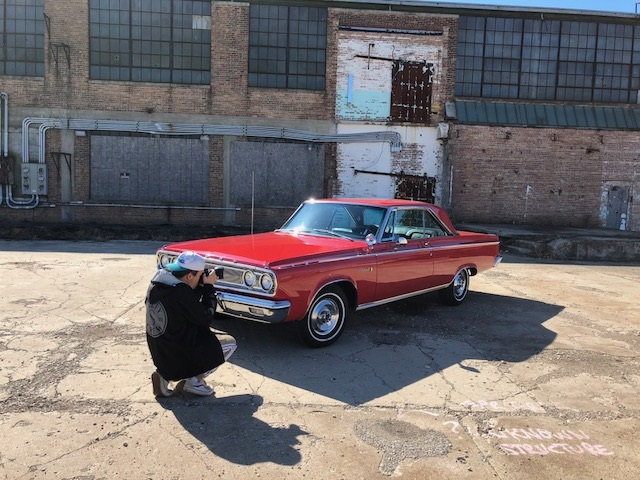 1965 Coronet 500 with my grandson | For B Bodies Only