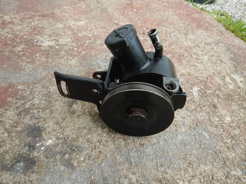 Power Steering Pump Problems Which Pump Do I Have For
