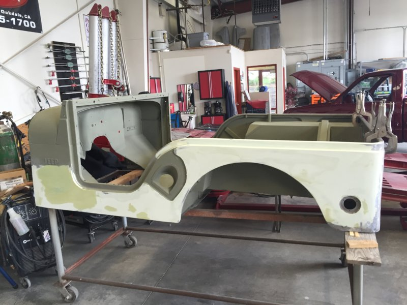 Darrens 68 Jeep CJ5 photos Attachments main tub before paint.JPG