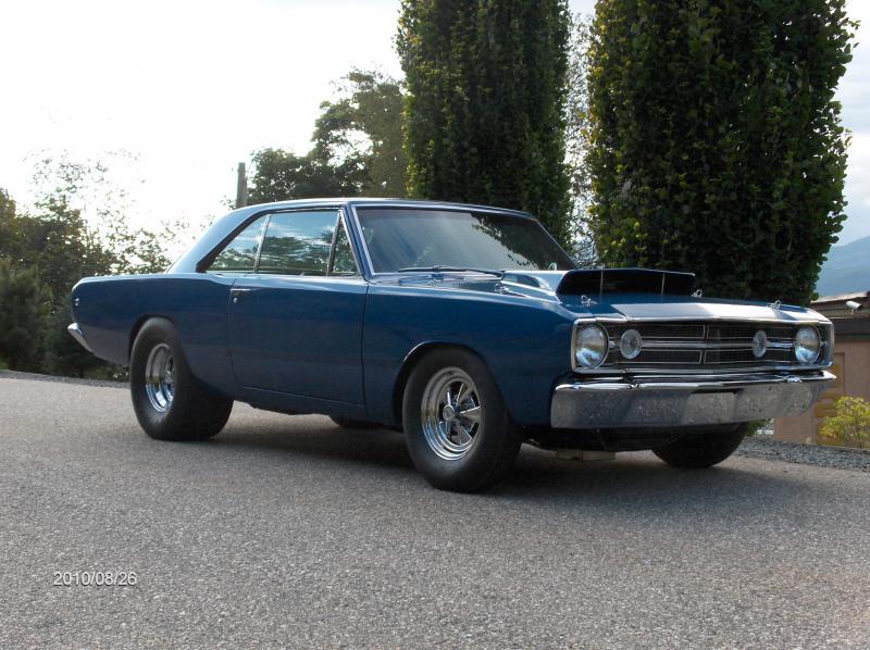 Darts For Sale >> FOR SALE - 1968 Dodge 426/4 spd Hemi Dart clone | For B Bodies Only Classic Mopar Forum